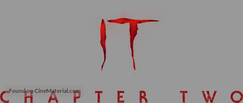 It: Chapter Two - Logo