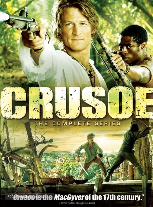 """Crusoe"" - Movie Cover"
