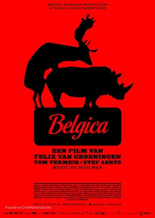 Belgica - Belgian Movie Poster