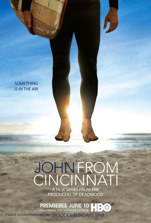 """""""John from Cincinnati"""" - poster"""