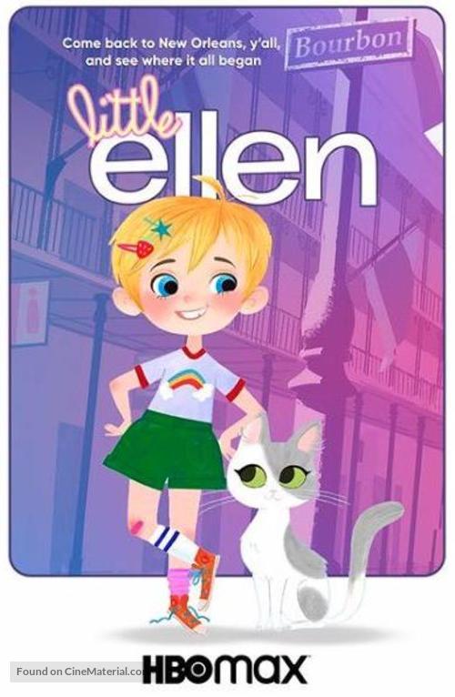 """Little Ellen"" - Video on demand movie cover"