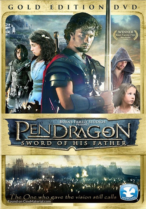 Pendragon: Sword of His Father - DVD movie cover