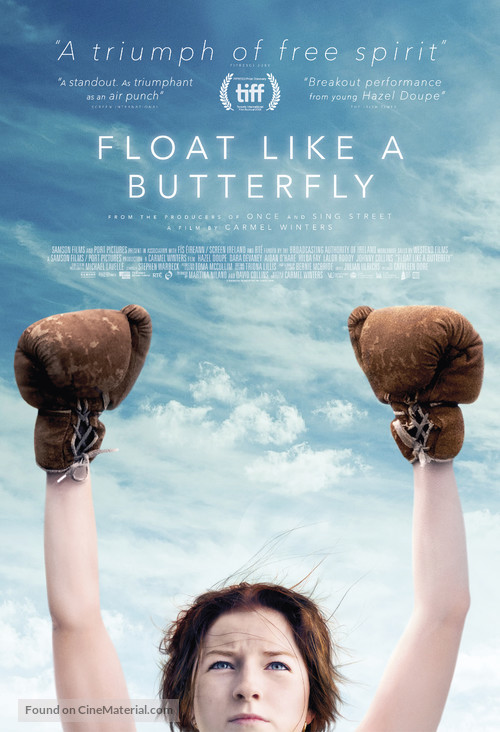 Float Like a Butterfly - Movie Poster
