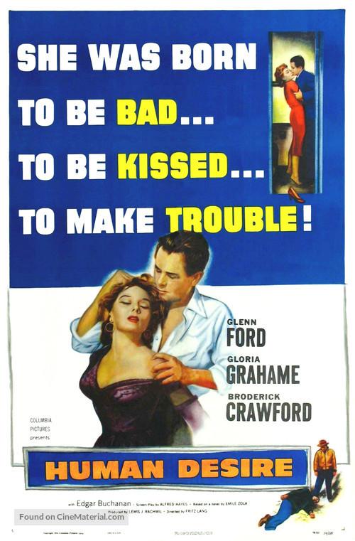 Human Desire - Movie Poster