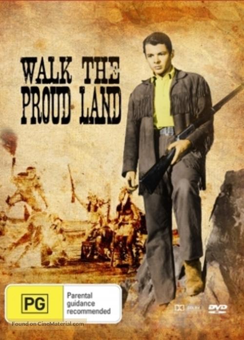 Walk the Proud Land - Australian Movie Cover