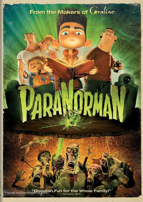 ParaNorman - Movie Cover