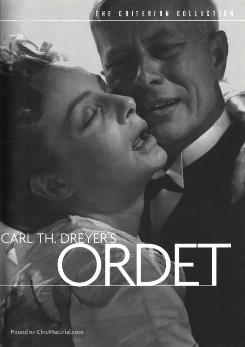 Ordet - DVD movie cover