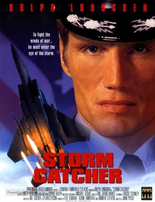 Storm Catcher - Movie Poster
