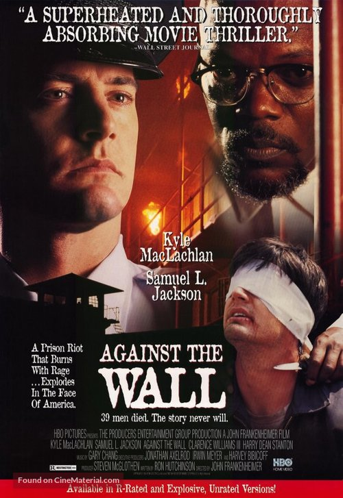 Against The Wall - Movie Poster