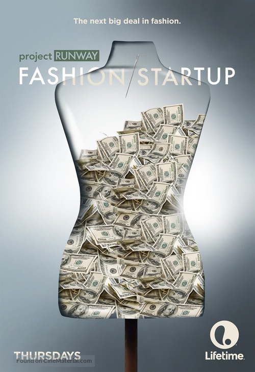 """""""Project Runway: Fashion Startup"""" - Movie Poster"""