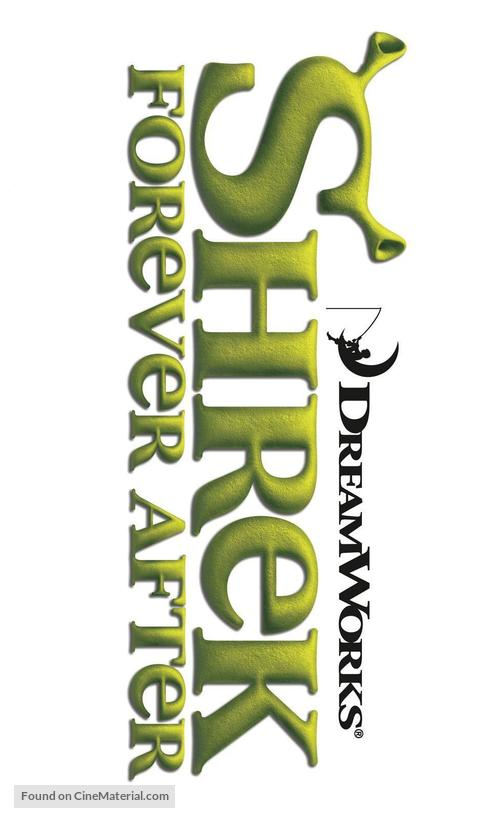 Shrek Forever After - Logo