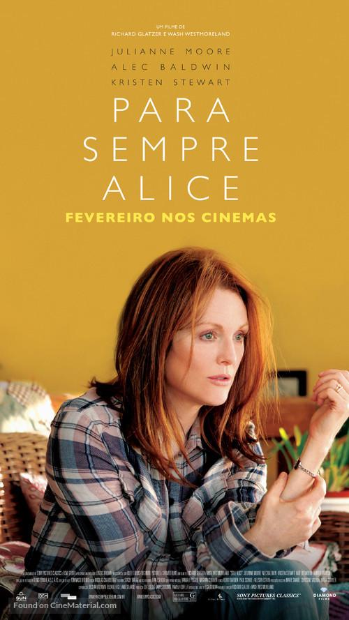 Still Alice - Brazilian Movie Poster