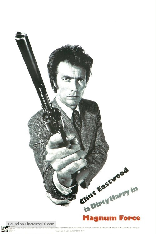 Magnum Force - Movie Poster