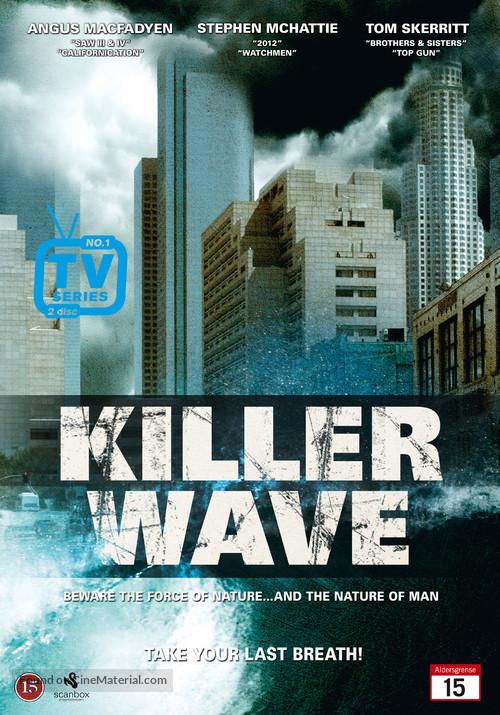 """""""Killer Wave"""" - Danish Movie Cover"""