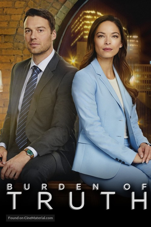 """Burden of Truth"" - Canadian Movie Cover"