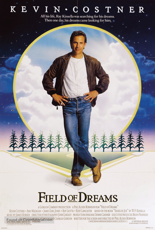 Field of Dreams - Movie Poster