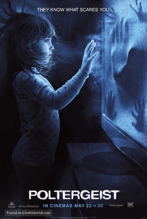 Poltergeist - British Movie Poster