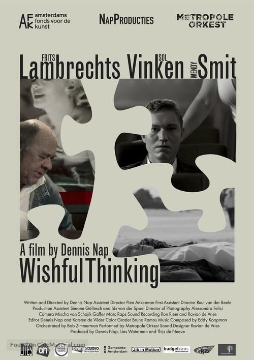 Wishful thinking - Dutch Movie Poster