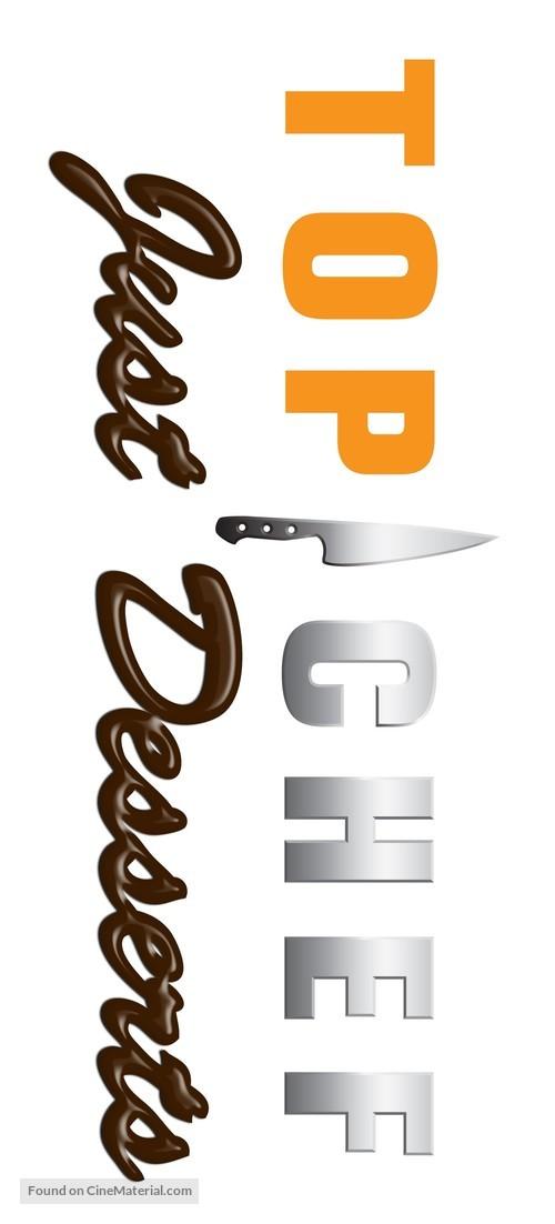 """Top Chef: Just Desserts"" - Logo"