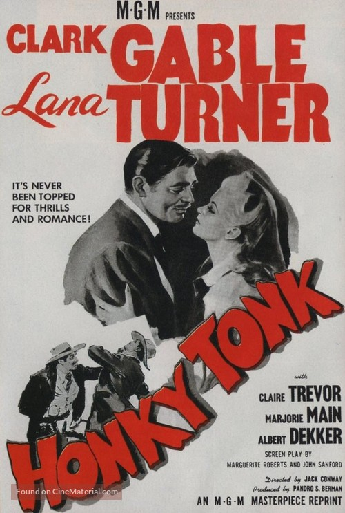 Honky Tonk - Movie Poster