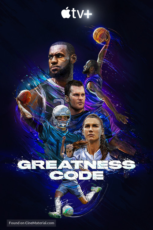 """""""Greatness Code"""" - Movie Poster"""