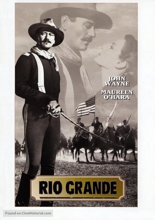 Rio Grande - Movie Cover