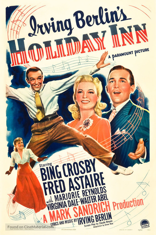Holiday Inn - Movie Poster