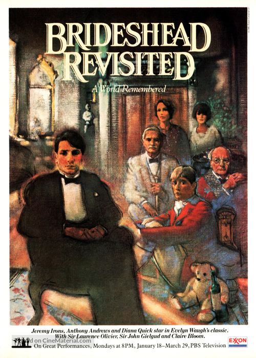 """Brideshead Revisited"" - Movie Poster"