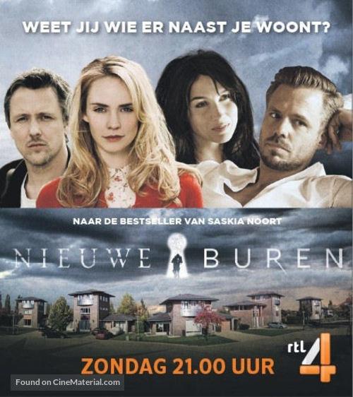 """""""Nieuwe Buren"""" - Dutch Movie Poster"""