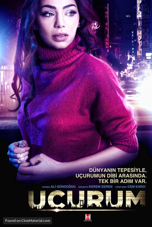 """""""Uçurum"""" - Turkish Movie Poster"""