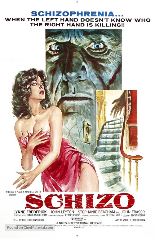 Schizo - Movie Poster