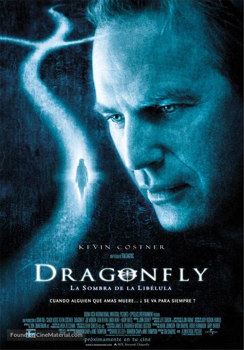 Dragonfly - Spanish Movie Poster