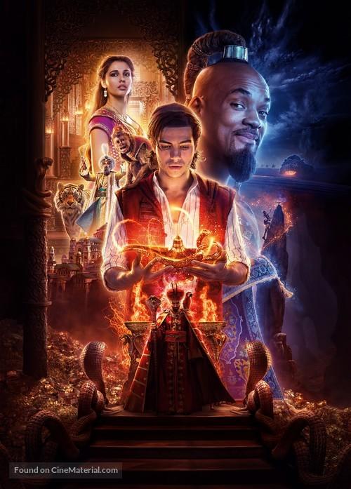Aladdin - Key art