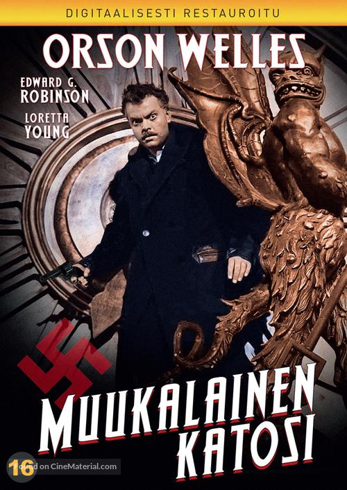 the stranger finnish movie cover