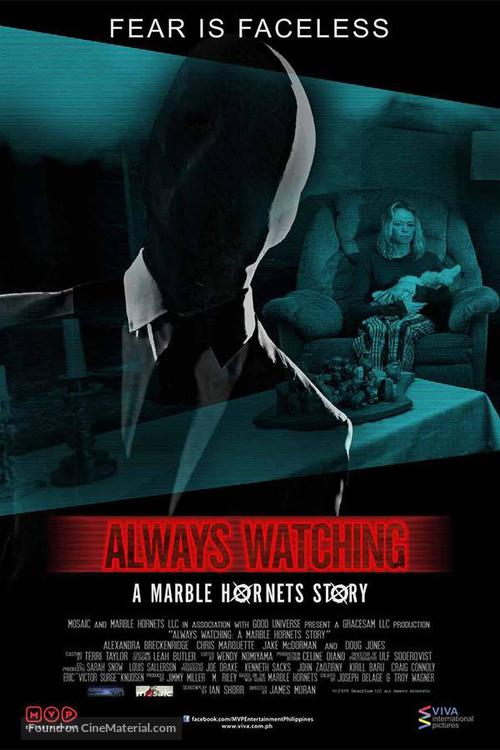 Always Watching: A Marble Hornets Story - Movie Poster