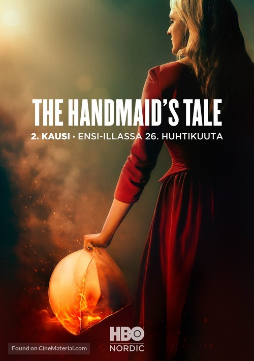 """The Handmaid's Tale"" - Finnish Movie Poster"