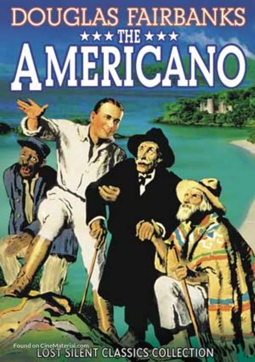 The Americano - Movie Cover