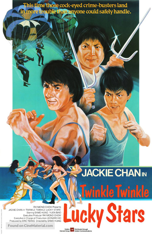 Twinkle Twinkle Lucky Stars - Movie Poster