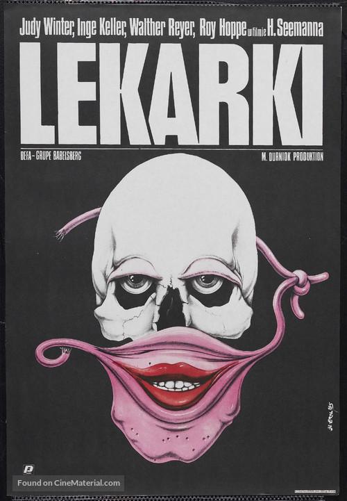 Ärztinnen - Polish Movie Poster