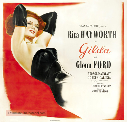 Gilda - Movie Poster
