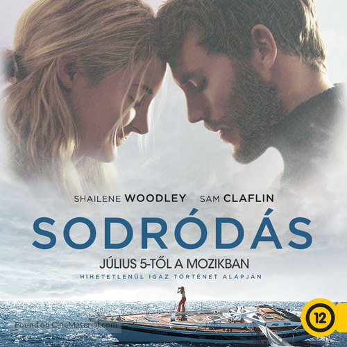 Adrift - Hungarian Movie Poster