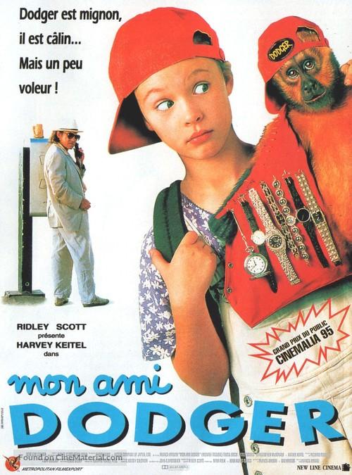 Monkey trouble movie