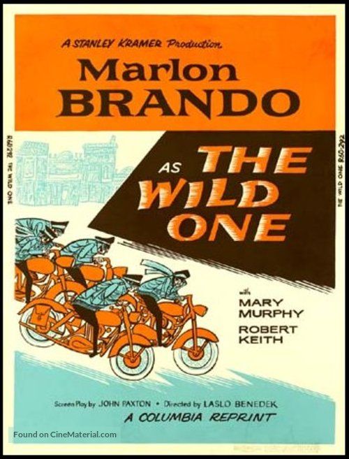 The Wild One - Movie Poster