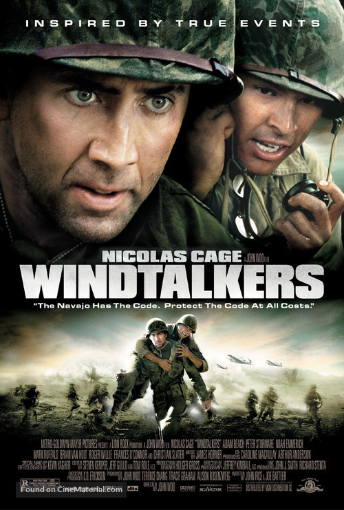 Windtalkers - Movie Poster