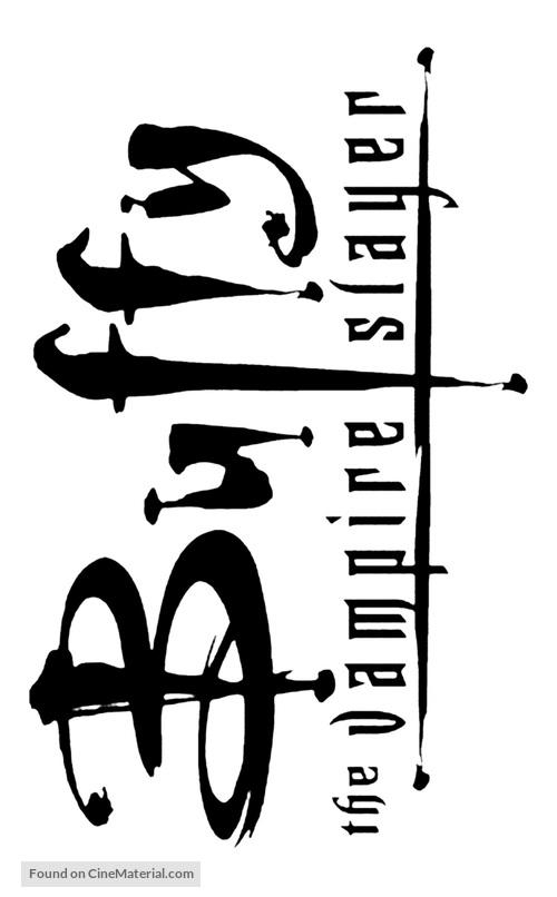 """Buffy the Vampire Slayer"" - Logo"