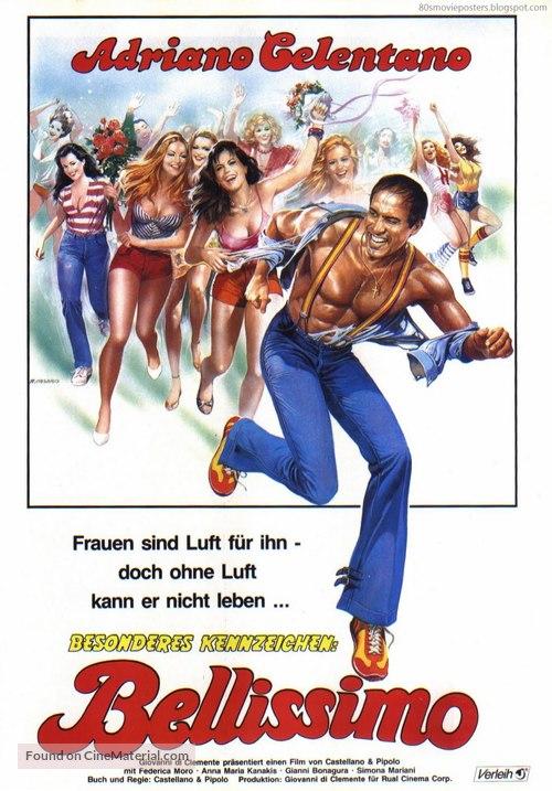 Segni particolari: bellissimo - German Movie Poster
