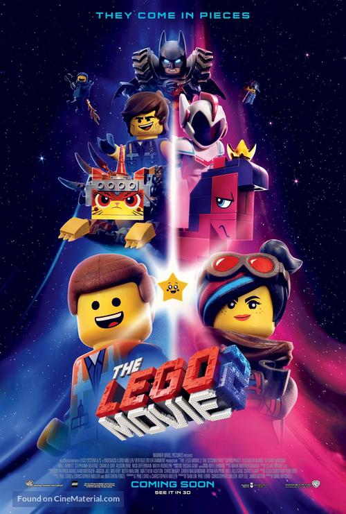 The Lego Movie 2: The Second Part - Movie Poster