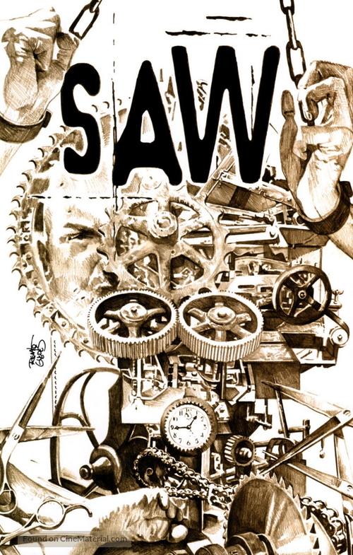 Saw Rebirth - Polish Movie Poster
