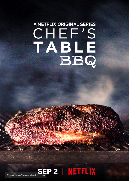 """""""Chef's Table: BBQ"""" - Movie Poster"""