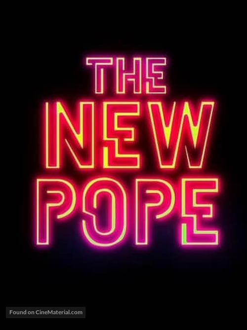 """The New Pope"" - Logo"